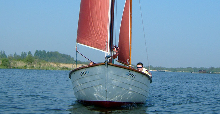 Our boats – sailing