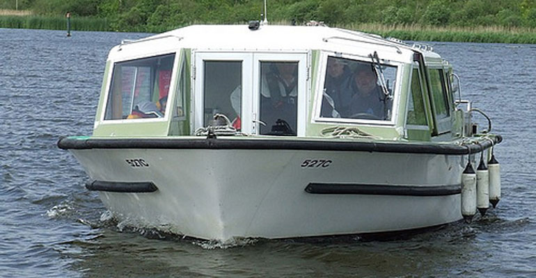 Our boats – motor cruising